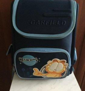 Школьный портфель для мальчика