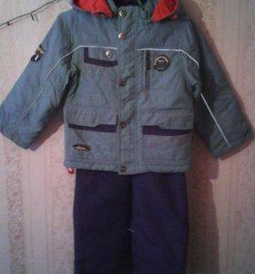 Продам, костюм, весенний- осенний на мальчика!