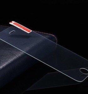 Новые. Iphone 5-5s-5c-SE закаленные стекла