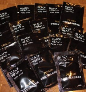 Маска для лица, против черных точек