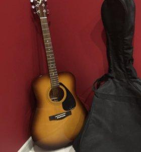 Новая гитара YAMAHA