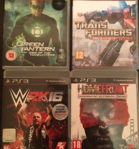 Лицензионные игры для Sony плейстейшен 3
