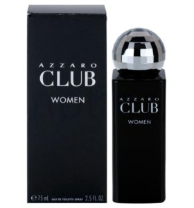 AZZARO CLUB, женский парфюм
