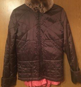 Куртка осенняя SAVAGE