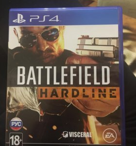 Игра Battlefield hardline ps4