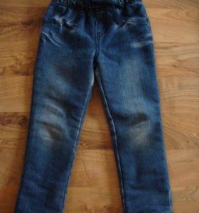 Джинсы утепленные фирмы Gloria Jeans