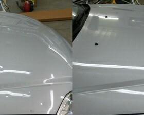 Выравнивание авто без покраски ( приемливые цены)