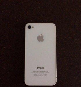 Продам айфон 4 8 Гб