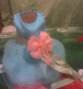 Платье на 74-82 р