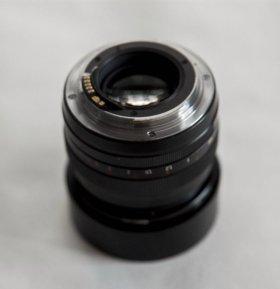 Carl Zeiss Planar Tx 1.4/50 ZE