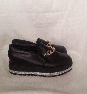 Ботинки (слипоны)
