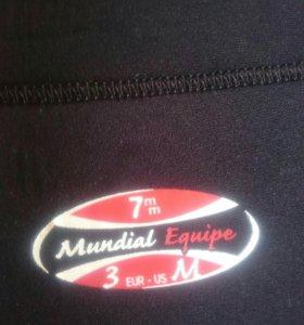 ГидрокостюмBeuchat MundialEquipe 7 мм