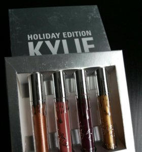 Kylie Holiday Edition 4шт.