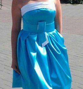 Платье праздничное 46 р