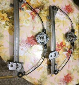 Стеклоподъемники передние для дэу нексия