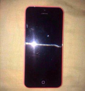 iPhone 5C rose 32gb
