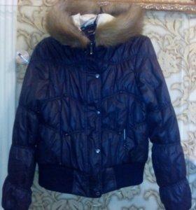 Тёпленькая курточка
