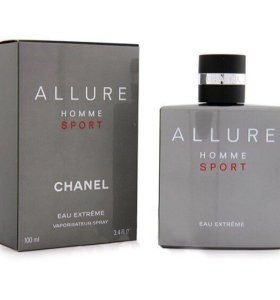 """Chanel """"Allure Homme Sport"""""""