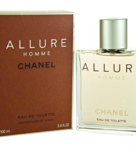 "Chanel ""Allure Homme"""