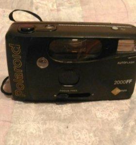 Фотоаппарат Polaroid.