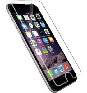 Бронестекла для iPhone