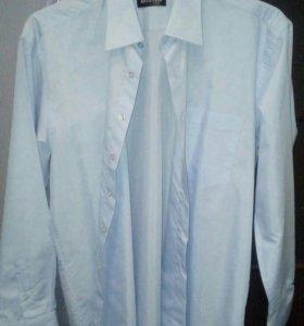 Рубашка мужская BROSTEM в отличном состоянии
