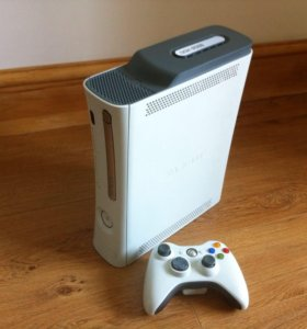 X-Box 360 White/60GB