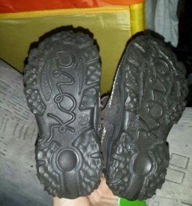 НОВЫЕ! Натуральные ботиночки