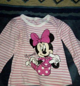 Одежда на девочку от6 месяцев до 4 лет