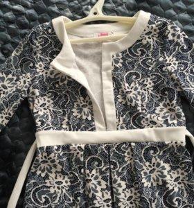 Платье для беременных с секретом для кормления