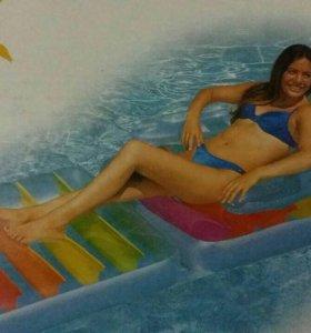 Матрас на море в бассейн