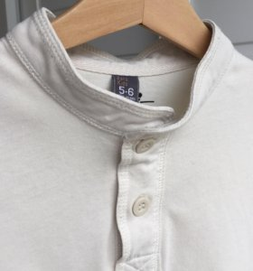 Трикотажная рубашка ZARA