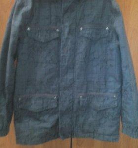 Куртка для мальчика 9-10лет