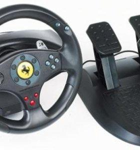 Игровой руль THURSTMASTER Ferrari GT 1-In-2