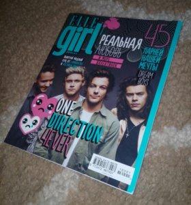 Журнал Elle girl one direction