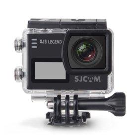 Экшн камера SJ6000 Legend 4K (черная)