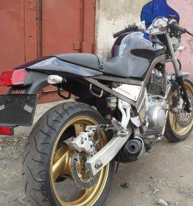 Yamaha srx 400 1993 г.