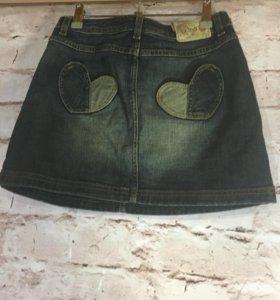 Юбка джинсовая D&G новая
