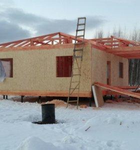 Дом для зимнего проживания