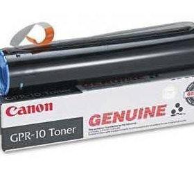 Новый Картридж Canon GPR-10, туба с тонером
