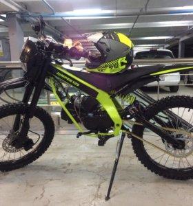 Мотоцикл Jumper 125