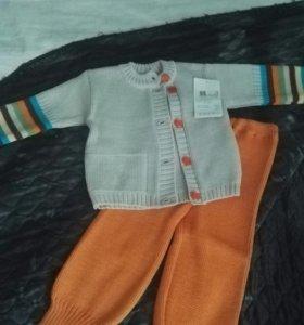 Новый костюм 80-86+
