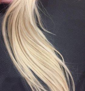 Волосы б/у