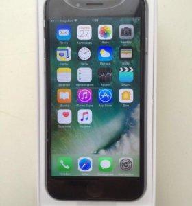 iPhone 6 (16GB чёрный)