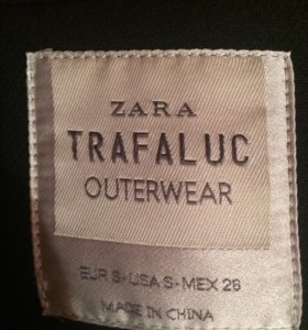Куртка-пиджак(ZARA)