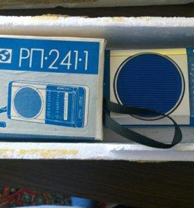 Радиоприемник Вега-2 шт.