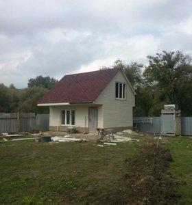 Строительство каркасных домов и построек!
