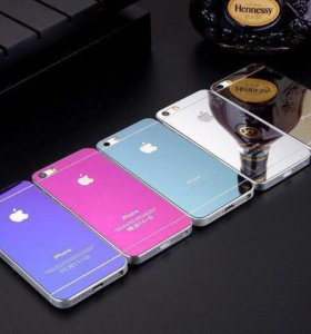 Зеркальные стекла для iPhone