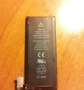 Аккумулятор от айфона 4