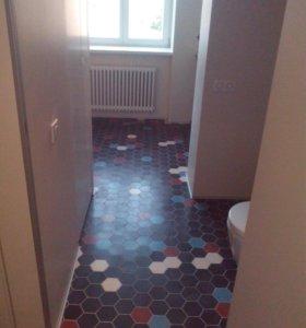Ремонт ванной комнаты без хлапот